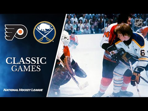 NHL Classic Games: 1975 Flyers Vs. Sabres - Cup Final, Gm 6