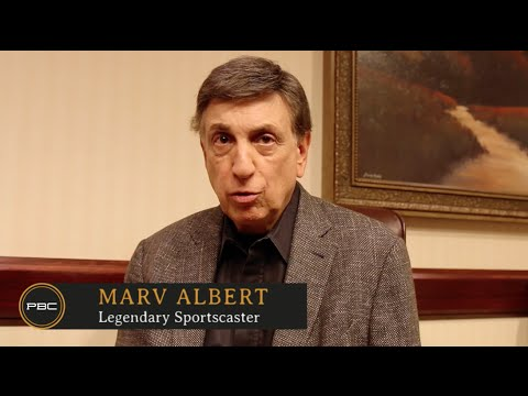 Marv Albert and the Return of Heavyweight Boxing to Primetime