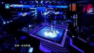 李代沫 - 我的歌声里【中国好声音 The Voice of China】
