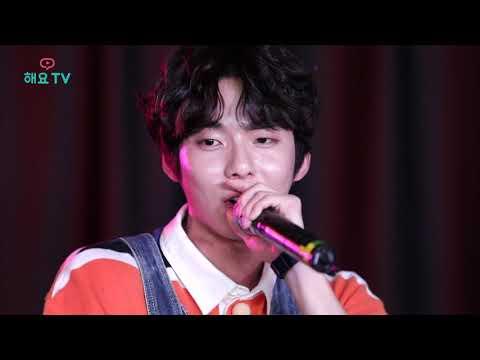 Kim Yongguk, Kim Shihyun, Park Woodam, Woo Jinyoung singing karaoke Haru Haru