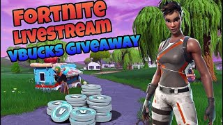 Battlepass Giveaway!!! // V-Bucks giveaway @ Every Subgoal // PS4 Fortnite Live