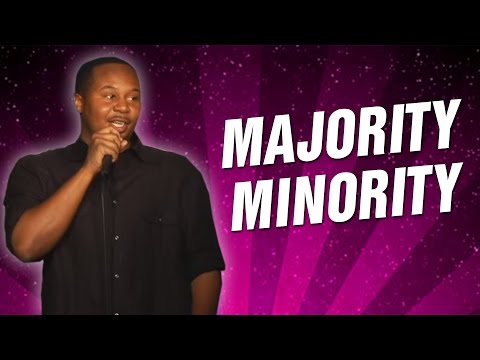 Majority Minority (Stand Up Comedy)