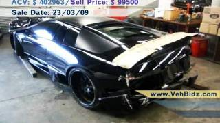 Salvage repairable cars for sale