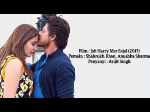 ARIJIT SINGH SAD LOVE SONG WITH INDONESIAN SUBTITLE