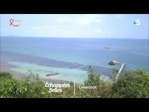 Cambodge, le royaume enchanteur - Échappées belles