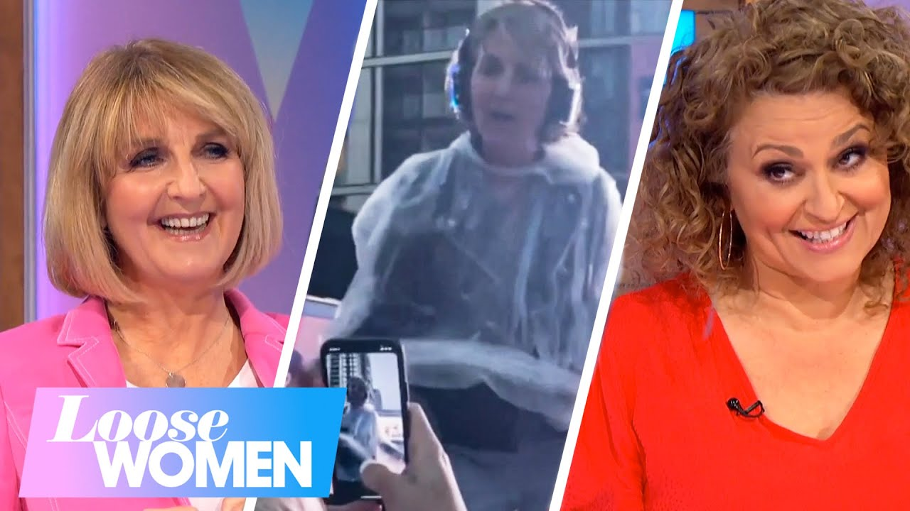 The Loose Women Reunite For Their First Night Out!   Loose Women