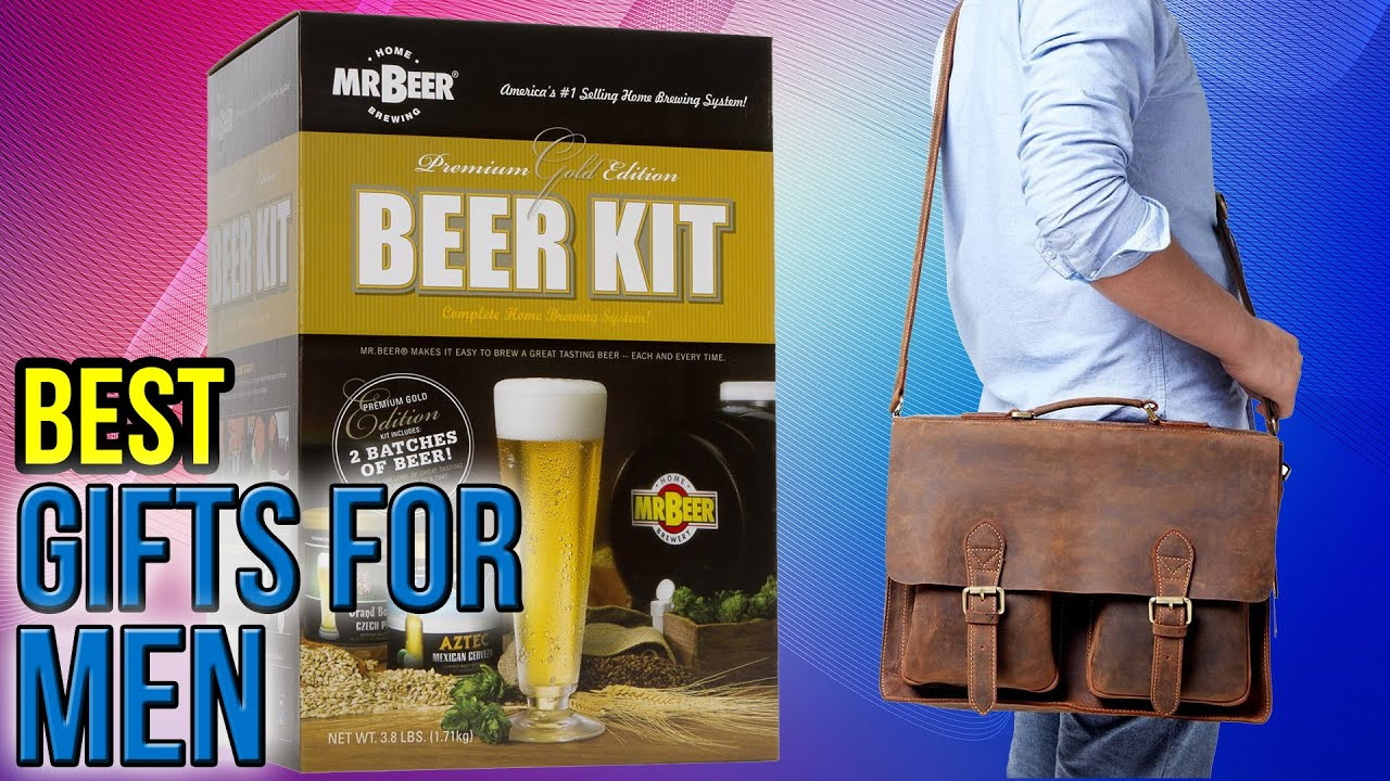 10 Best Gifts For Men 2017 Youtube