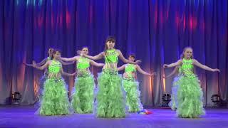 Классика. Дети 2год обучения. Школа восточного танца