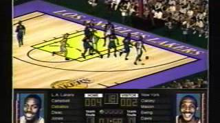 Microsoft NBA: Full Court Press - Preview