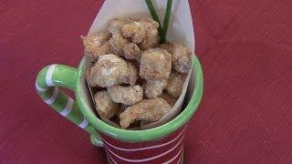 Popcorn Crispy Chicken Asian Style