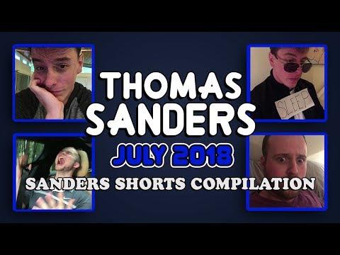 July 2018 SHORTS Compilation!!   Thomas Sanders