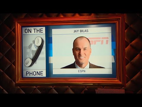 ESPN College Basketball Analyst Jay Bilas on March Madness & The NCAA (Full Interview) - 3/15/18