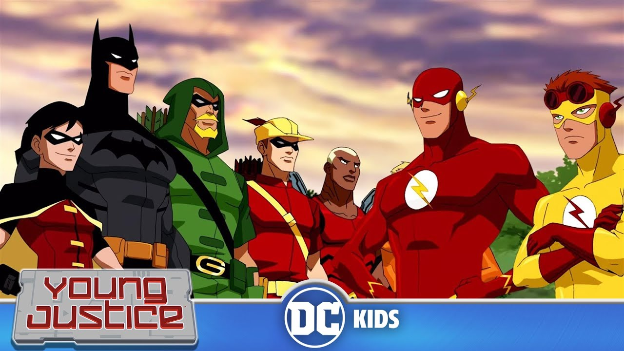 Download Young Justice | Today's The Day! | DC Kids