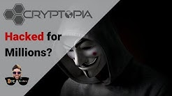 Cryptopia Hacked, Bitmex Ban, Altcoins Insecure