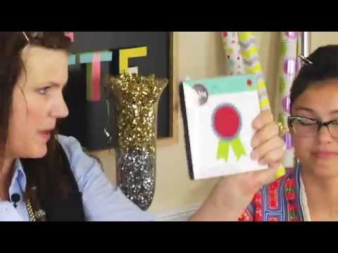 DIY with Sizzix & Handmade Charlotte: Create a Crazy Top Hat!