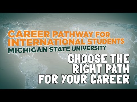 International Career Pathway at Michigan State University
