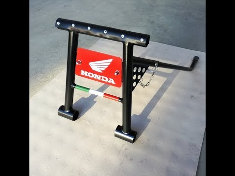 Cavalletto basculante MX 2.0/Homemade MX 2.0 stand