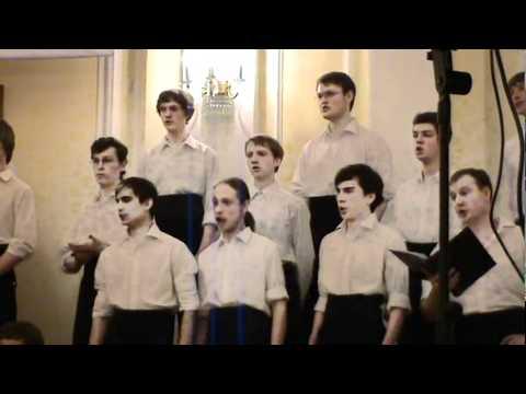 Академический хор ННГУ - Терская плясовая (25.12.2010)