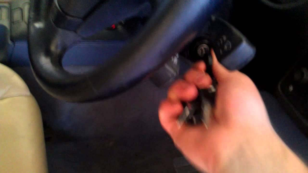 Renault clio hazard lights wont turn off