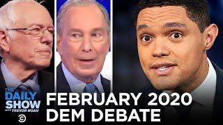 10th Dem Debate in South Carolina   The Daily Show