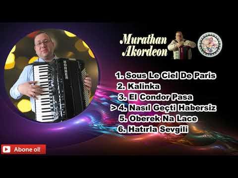AKORDEON MÜZİKLERİ FULL ALBÜM CD AUDIO JUKEBOX (HD 320) - MURATHAN AKORDEON