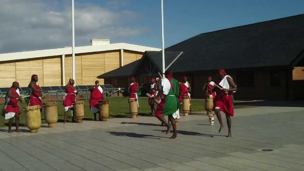 Abatimbo Burundi Drummers Academy of Light Sunderland March 30th ...