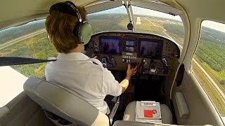 GoPro First Solo Flight - European Flight Training/KFPR FL