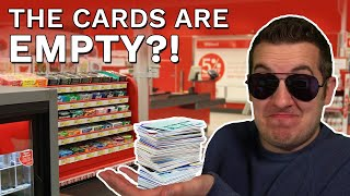 Scammers Don't Want Empty Gift Cards... Oops