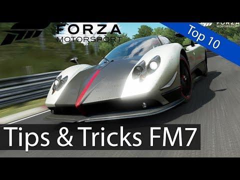 Forza Motorsport 7: Top 10 - Tips &T ricks to Improve