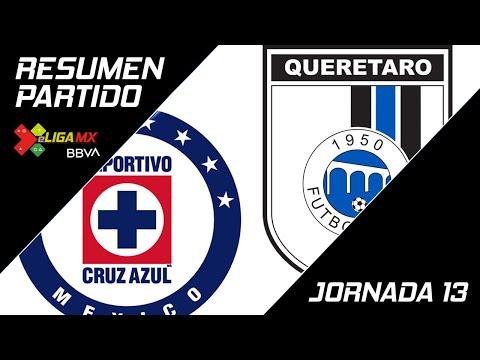 Resumen | Cruz Azul 1 - 5 Querétaro | eLiga MX - Clausura 2020 - Jornada 13 | LIGA BBVA MX