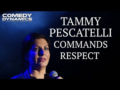Tammy Pescatelli - Respect (Stand up Comedy)