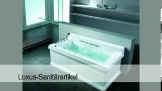 Luxus Sanitär Colletion 2013