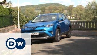 Video SUV mit Hybridantrieb: Toyota RAV4 | Motor mobil download MP3, 3GP, MP4, WEBM, AVI, FLV Agustus 2018