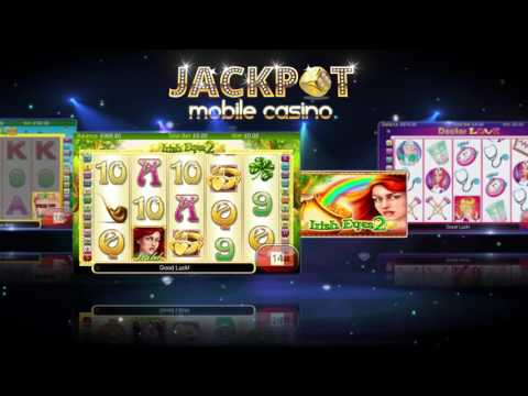 7 New Mobile Casino Games Launched On Jackpot Mobile Casino