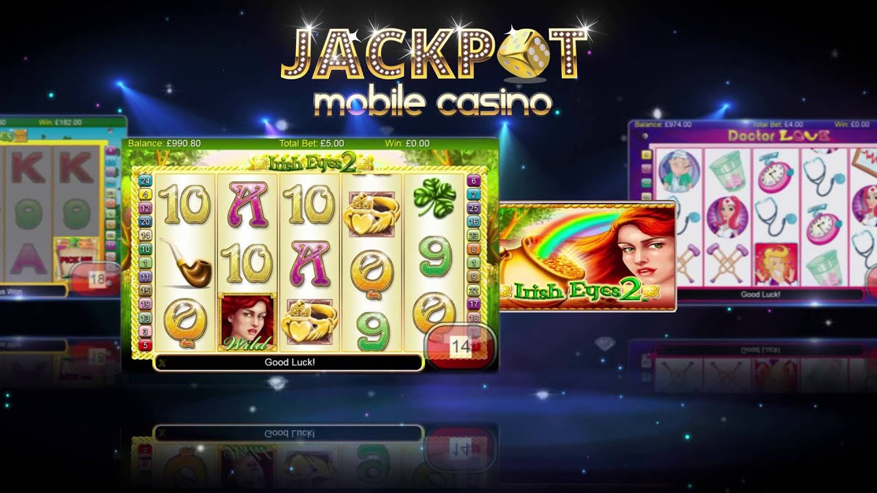 Mobile Casinos - Best Real Money Mobile Casino Games and Bonuses