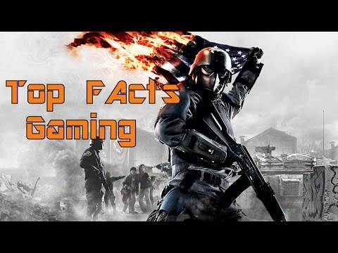 Top Facts - Video Games