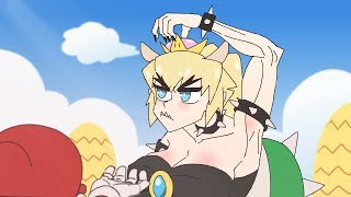 Download Video Bowsette (Animation) MP3 3GP MP4