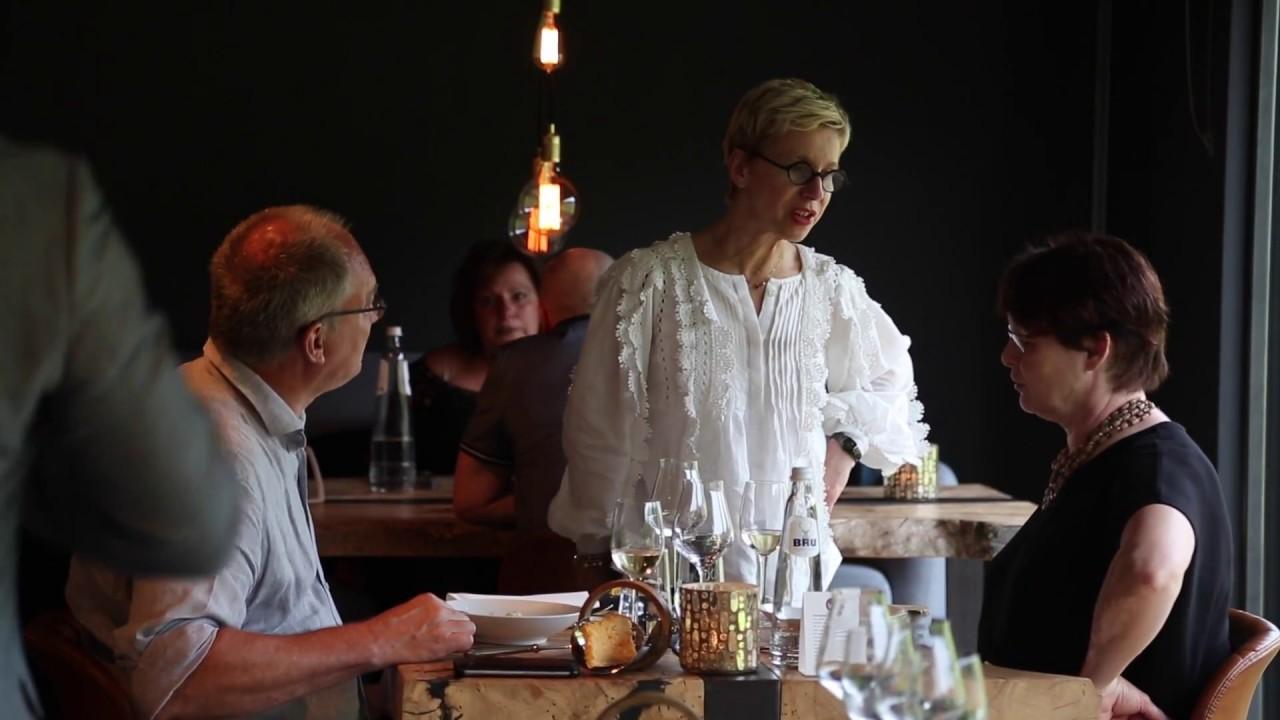 Belgium Michelin Restaurant 1 Star Belgique Wéris Le Cor De Chasse Restaurant Michelin 1 étoile