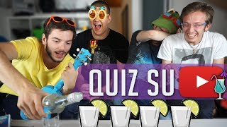 QUIZ SU YOUTUBE ITALIA ALC00LIC0
