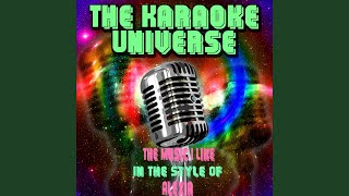 The Music I Like (Karaoke Version) (In the Style of Alexia)