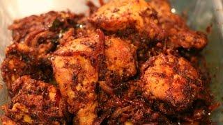 Chicken Dry Roast - Easter Special /Kozhi Roast