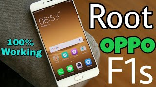 NEW HOW TO ROOT OPPO F1S NO PC 2020.