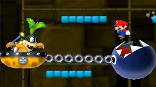 New Super Mario Bros. 2 Walkthrough - World 2 (All Star Coins)
