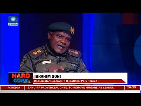 National Parks One Of The Most Important Tourist Attraction - Ibrahim Goni