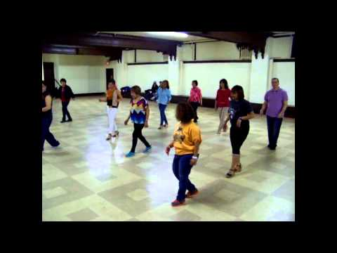 Coconut Nana Line Dance (Samba Rhythm)