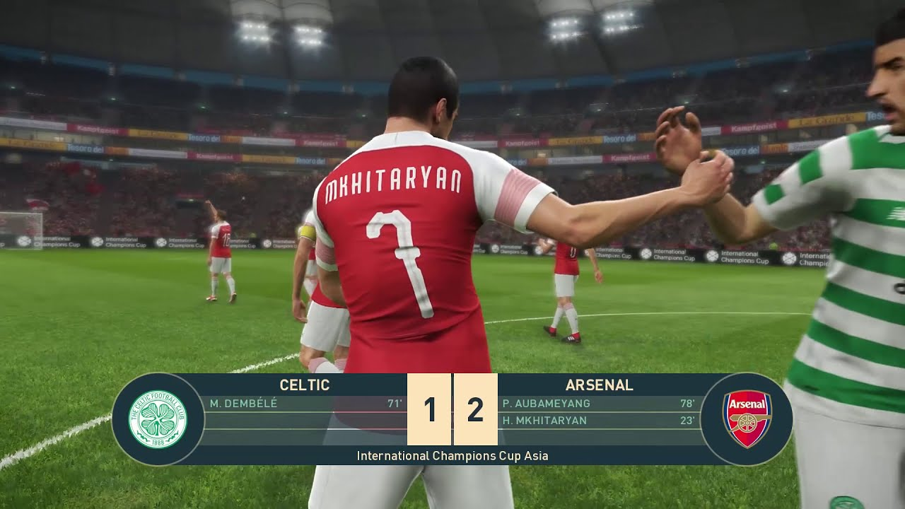 High Potential Defender Signs!! | Pes 2019 Arsenal Master League #2 (Pc  60fps Gameplay)  Footymanagertv 32:37 HD