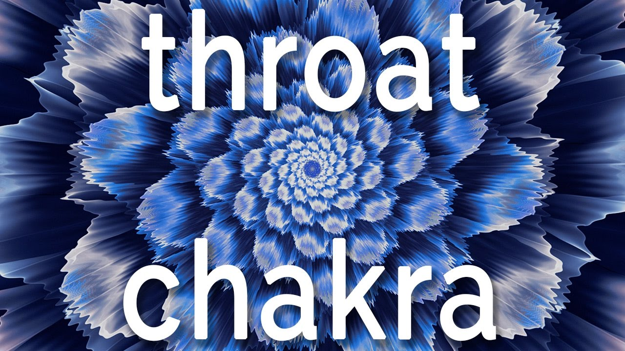 Sleep Chakra Meditation Music | Throat Chakra Healing & Balancing Music |  Deep Sleep Meditation