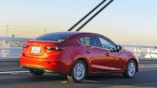 Mazda3 / Axela Hybrid - Fahrbericht