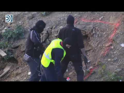 La Guardia Civil detiene en Ceuta a dos yihadistas y localiza un zulo con armas