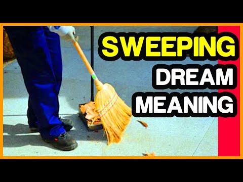 Sweeping Floor Dream Meaning : Sweep Dream Interpretation